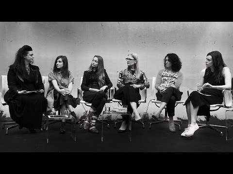 SHOWstudio: Substainable Fashion Panel Discussion