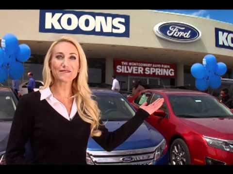 Koons Silver Spring >> April 2011 Koons Silver Spring Ford TV Commercial - YouTube