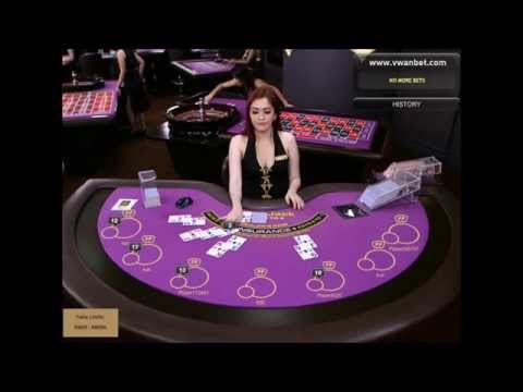 VWanBet - PlayTech Blackjack Live Casino