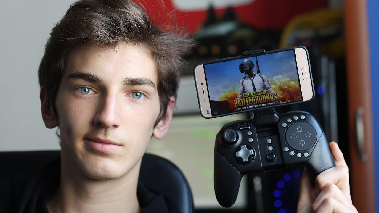 70 A Efsane Bluetooth Gamepad Gamesir G5 Incelemesi Youtube