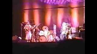 Spinetta y Los Socios del Desierto - Plaza de las Naciones Unidas - 04/01/1997 (Video)