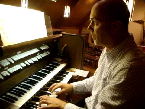 Toccata & Fugue In D Minor By Dave Mueller