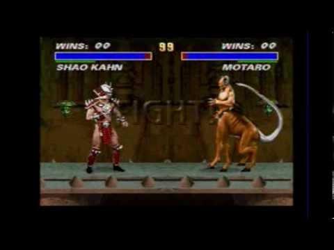 Ultimate Mortal Kombat 3 Hack (SNES) [obsolete]*