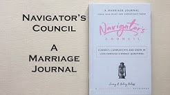 Navigator's Council { A Marriage Journal } Thoughts & Details