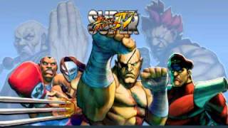 Super Street Fighter IV Character Select Theme Extended