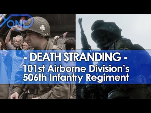 Death Stranding - 101st Airborne Division's 506th Infantry Regiment