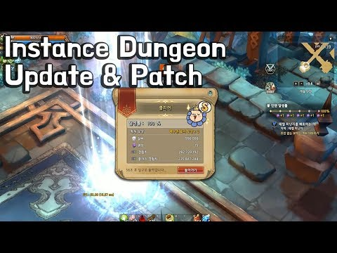 [TOS] Instance Dungeon Update & Patch