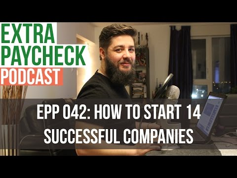 EPP 042: How to Start 14 Successful Companies With Andrea Lake