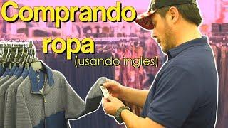 Inglés para COMPRAR ROPA- ORACIONES Y PREGUNTAS que NECESITAS saber!!