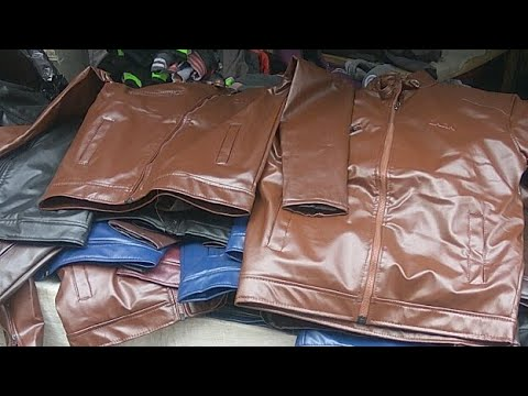 Leather Jacket 500 Price Shoes 300 350 ਲ ਧ ਆਣ ਚ ੜ