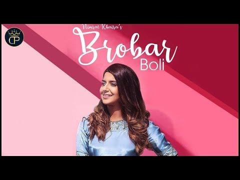 Brobar+Boli+ +Nimrat+Khaira dhol mixdeejay bmj