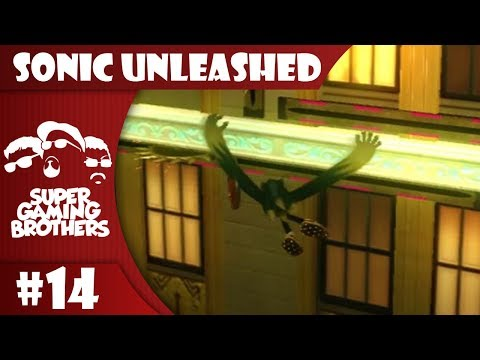 SGB Play: Sonic Unleashed - Part 14 | It's A City, Far From An Empire