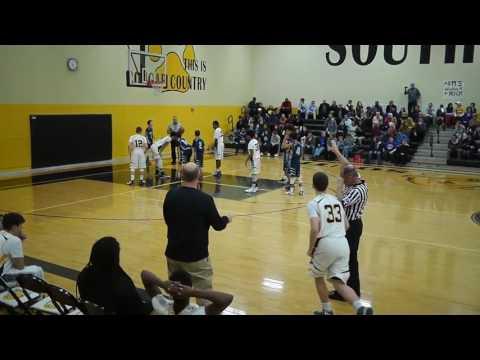 South Vs SouthWest - Kansas Middle School Basketball