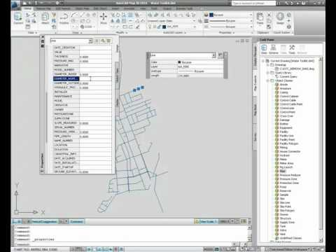 Industry Toolkits - Enhanced Data Flow - AutoCAD Map 3D 2011