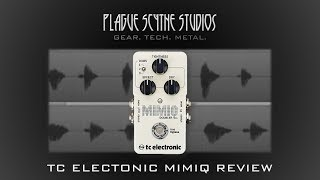 TC Electronic Mimiq Demo and Review - A Double Tracker that ACTUALLY WORKS