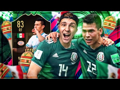 FIFA 19: IF Lozano Squad Builder BATTLE vs TisiSchubech ?? thumbnail