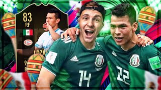 FIFA 19: IF Lozano Squad Builder BATTLE vs TisiSchubech 🔥🔥