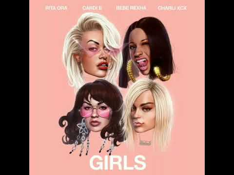 Rita Ora ft Cardi B, Bebe Rexha & Charli XCX - Girls (Country Club Martini Crew Remix)