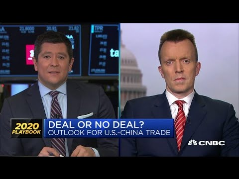 We're nowhere near a solution for a China trade deal: Jacob Kirkegaard