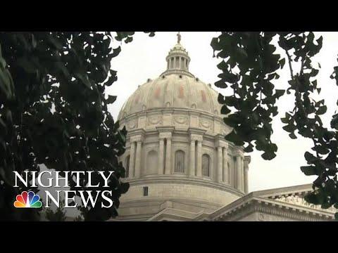 Missouri The Latest State To Advance Strict Anti-Abortion Legislation | NBC Nightly News