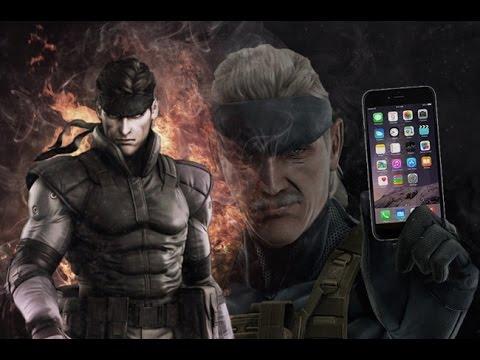 Metal Gear Solid Custom Ringtone