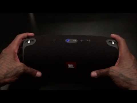 JBL Xtreme Bluetooth Speaker Unboxing and Review