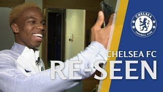 Download Video Charly Musonda Reveals Who His Idol Was & Why He Has So Many Pairs Of Boots   Chelsea Re-seen MP3 3GP MP4