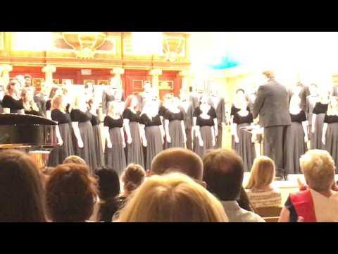 USI Chamber Half Recital for Universitas Cantat, Adam Mickiewicz University , Poznan Poland