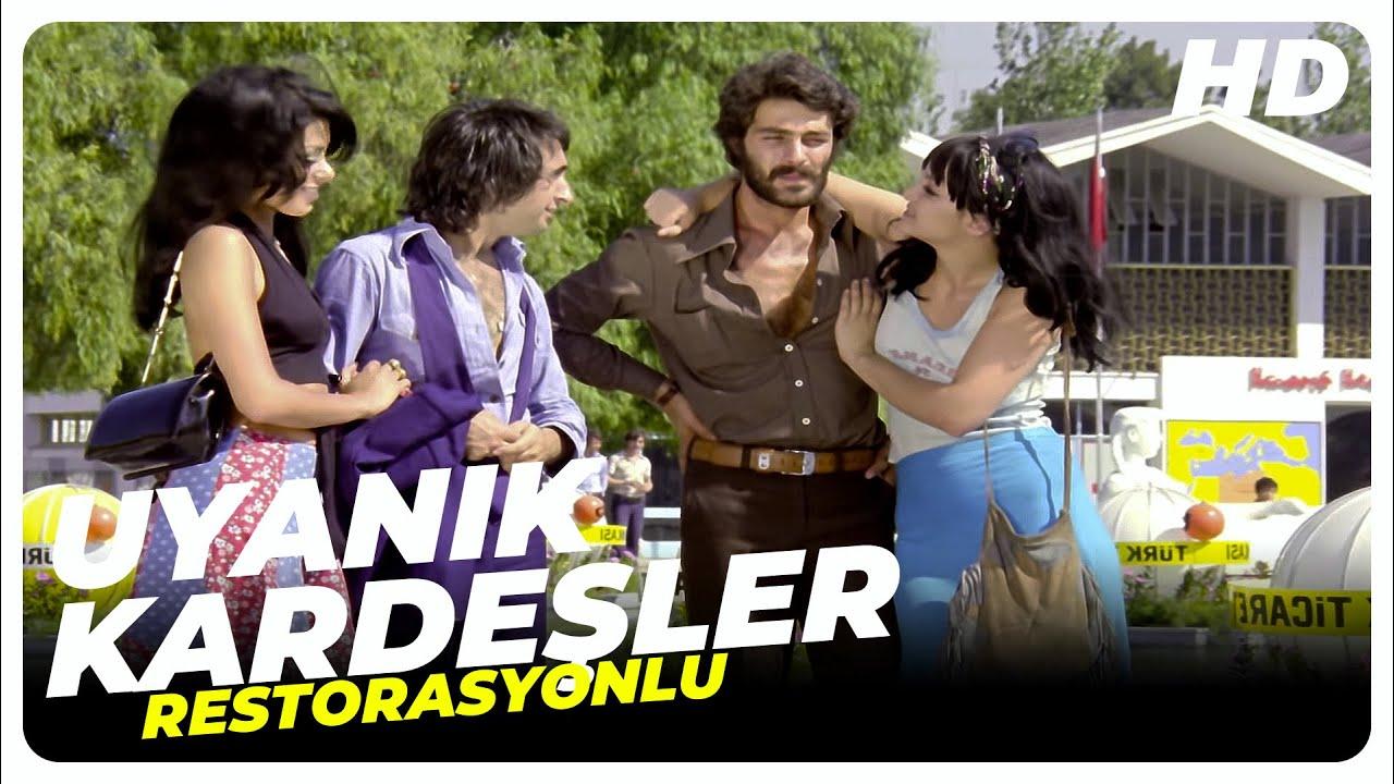 Uyanık Kardeşler   Eski Türk Filmi Tek Parça
