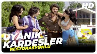 Uyanık Kardeşler  Eski Türk Filmi Tek Parça (Restorasyonlu)