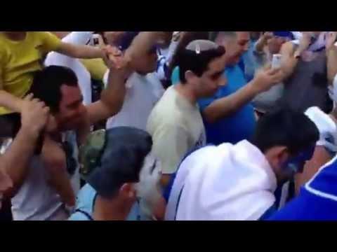 Israel Honduras Post Game Celebration Part 1