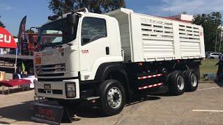 รถบรรทุกสิบล้ออีซูซุตัวใหม่ DECA FXZ 360 Truck | Che Che