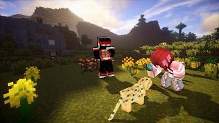 Хардкор с Викой Картер [ХардКар] - minecraft