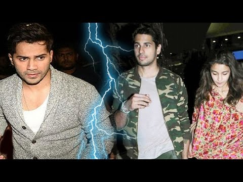Thumbnail: Sidharth Malhotra & Varun Dhawan FIGHT Coz Of Alia Bhatt