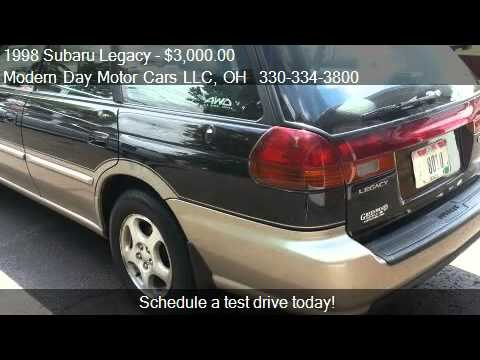 Wadsworth Motor Cars >> 1998 Subaru Legacy Outback Ltd 30th AWD - for sale in ...