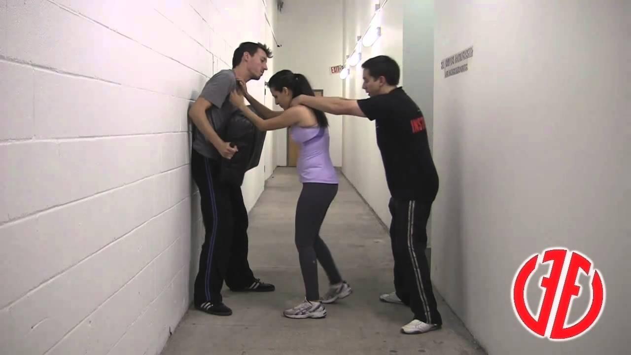 Krav Maga 8: Knee Attacks: Human Weapon Self Defense Technique - YouTube