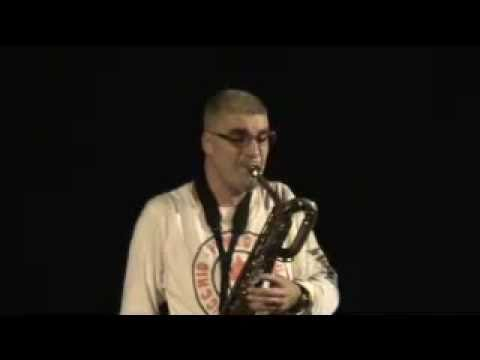 Dario Cecchini, Baritone Sax Solo (Funkoff) - Pepper Adams Jazz