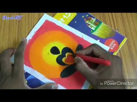 simple and easy poster drawing for kids  international