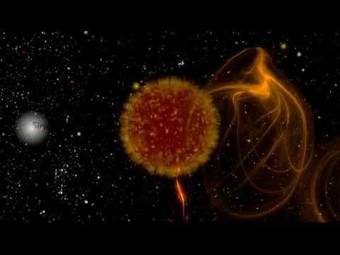 Proxima du Centaure, l'étoile la plus proche de nous photographiée par Hubble