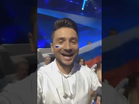 Сергей Лазарев эфир с Евровидения 2019