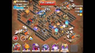 Castle Clash FR - Gameplay #13 - Stratégie/Astuce combat
