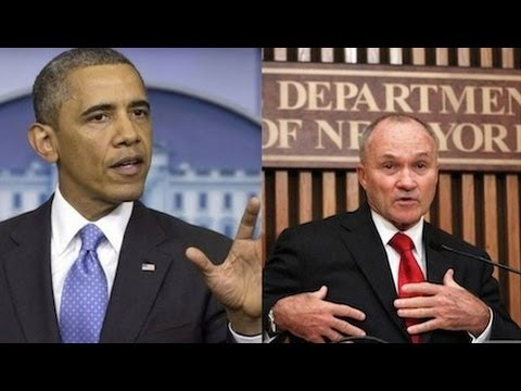 Obama Praises Race Equality, Stop-and-Frisk Advocate Kelly In Same Breath