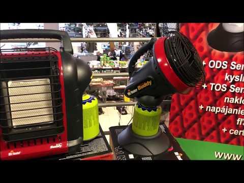 16ca93766 Ohrievače s poistkou Mr. Heater - YouTube