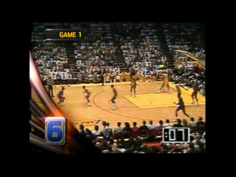 Top 10 Plays of the 1988 Finals