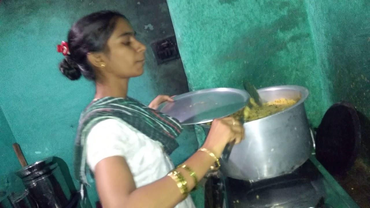 Sangeetha in kitchen...!!😋😍😘 - YouTube