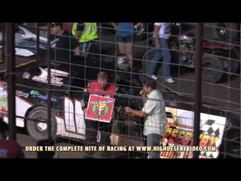 Modified Main Event - Southern NM Speedway - 6/16/2012