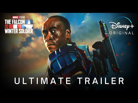 The Falcon and The Winter Soldier | ULTIMATE TRAILER | Disney+