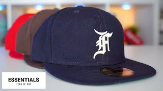 Fear Of God Esseฑtials Hats Review | Sizing & Shaping