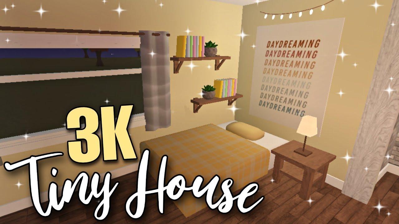 Bloxburg: 3k Budget House [NO GAMEPASS] Aesthetic Cheap Budget Tiny Home Speedbuild + Tour || ROBLOX - YouTube