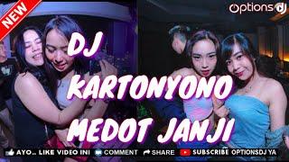 Download Mp3 Dj Kartonyono Medot Janji - Remix Slow Bass New 2019